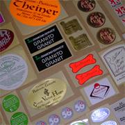 etichette personalizzate